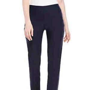 Zara Basic Navy ankle dress pants